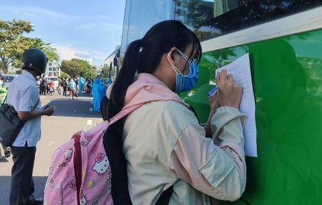 Đà Nẵng dừng nhận đăng ký cho người ngoại tỉnh về quê vào 5g chiều 27/8