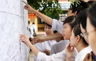 Dự báo điểm chuẩn đại học có thể tăng từ 1-5 điểm