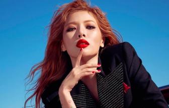 HyunA tiết lộ bị trầm cảm đã 10 năm