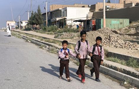463 triệu trẻ em không thể tiếp cận các lớp học trực tuyến
