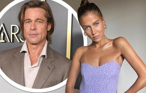 Brad Pitt lại hẹn hò với tình mới?