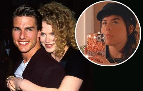 Con gái bí ẩn của Tom Cruise và Nicole Kidman