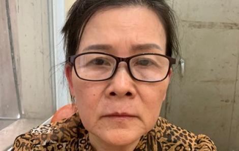 Bắt tạm giam cựu giáo viên làm giả con dấu, tài liệu của cơ quan, tổ chức