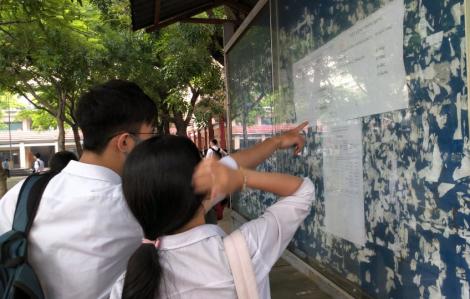 Vừa có kết quả thi tốt nghiệp THPT, Trường đại học đầu tiên công bố điểm sàn xét tuyển
