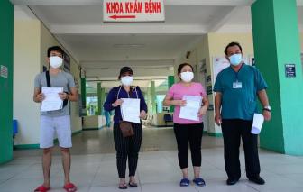 23 bệnh nhân khỏi COVID-19, có hai giáo viên và một điều dưỡng