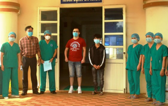 Bệnh nhân đầu tiên ở tỉnh Quảng Ngãi dương tính trở lại với SARS-CoV-2
