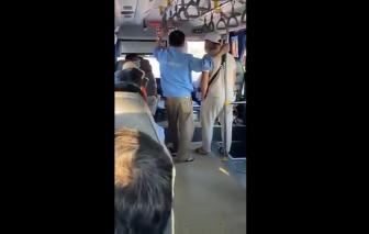 Sẽ sa thải giám sát xe bus chửi bới, dọa cắt cổ hành khách
