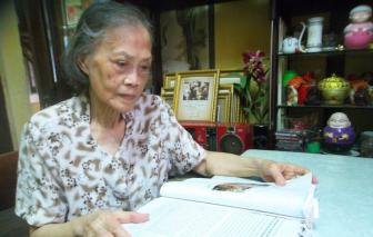 Giáo sư Lê Thi, người phụ nữ kéo cờ trong Lễ độc lập 2/9/1945 qua đời