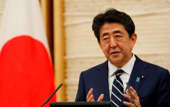 Thủ tướng Nhật Bản Shinzo Abe từ chức vì vấn đề sức khỏe