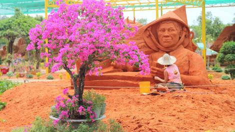 """Kỳ thú """"Vùng đất lãng quên"""" ở Phan Thiết"""