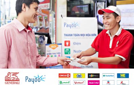 Generali nâng cao trải nghiệm thanh toán phí cho khách hàng