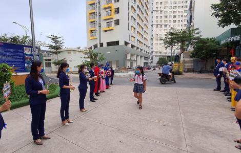 TP.HCM tăng cường biện pháp an toàn trước khi đón học sinh tựu trường