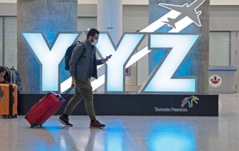 Canada gia hạn lệnh cấm du lịch quốc tế đến hết tháng 9