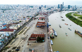 TPHCM xây dựng cơ chế cho thuê đất hành lang bờ sông để tạo nguồn vốn đầu tư giao thông thuỷ