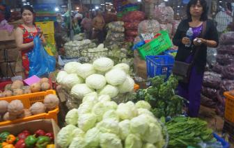 Giá gạo, rau xanh đẩy chỉ số giá tiêu dùng tháng 8 tăng