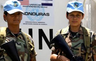 Hội đồng Bảo an LHQ kêu gọi tăng thêm phụ nữ trong lực lượng gìn giữ hòa bình