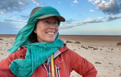 Alice Morrison: Nữ thám hiểm từng đi qua những điểm đến khắc nghiệt nhất châu Phi