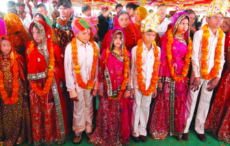 Nạn tảo hôn gia tăng ở Ấn Độ trong đại dịch COVID-19