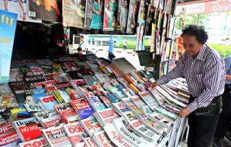 Chính phủ phê duyệt nhiệm vụ lập Quy hoạch phát triển mạng lưới báo chí thời kỳ 2021 - 2030