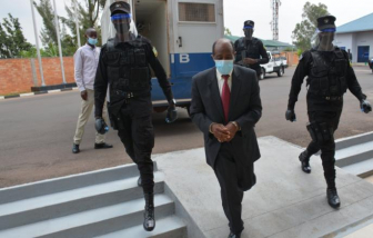 "Anh hùng phim ""Hotel Rwanda"" Paul Rusesabagina bị bắt"