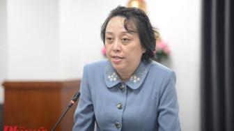 """Bà Phạm Khánh Phong Lan: """"Đồ chay giả mặn nguy cơ mất an toàn cao vì chứa nhiều hóa chất, phụ gia"""""""