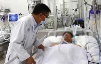 Bác sĩ kể lại giây phút tiếp nhận 2 chị em bị ngộ độc do ăn pate Minh Chay
