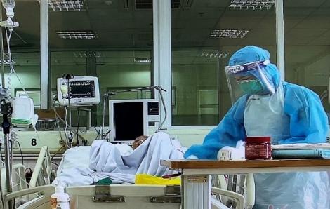 Bệnh nhân mắc COVID-19 đầu tiên tại Đà Nẵng, phải thở ECMO hiện ra sao?