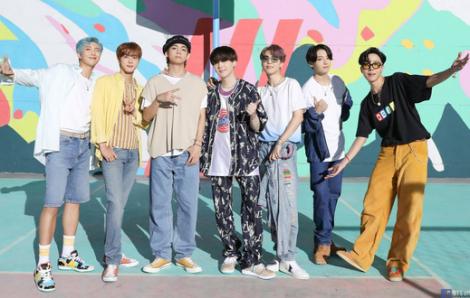 BTS lập nên lịch sử tại bảng xếp hạng Billboard Hot 100