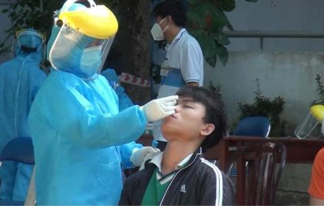 Đã có kết quả gần 11.000 mẫu xét nghiệm của thí sinh thi  tốt nghiệp THPT đợt 2 tại Đà Nẵng