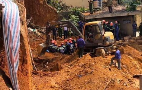 Vụ sạt lở khiến 4 người chết ở Phú Thọ: Sẽ xử lý hình sự nếu phát hiện sai phạm