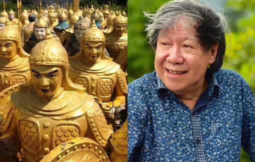 """Giáo sư Lê Văn Lan: """"Việt Nam chưa bao giờ có những người lính, chiến binh như thế"""""""