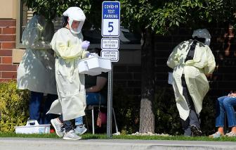 Mỹ tăng cường xét nghiệm để mở cửa trường học, bằng chứng mới về sự lây lan COVID-19 trong không khí
