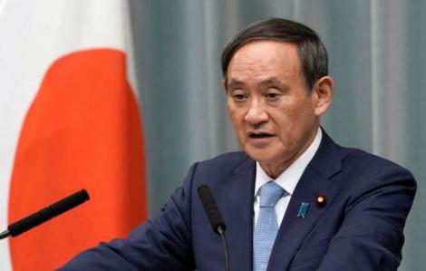 """Ông Yoshihide Suga - """"Cánh tay phải"""" của thủ tướng Shinzo Abe tuyên bố tranh cử"""