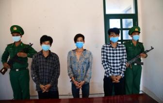 Khởi tố các đối tượng tổ chức đưa người nhập cảnh trái phép vào Việt Nam