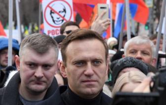 Vụ Alexei Navalny bị đầu độc: Chờ câu trả lời từ Moscow