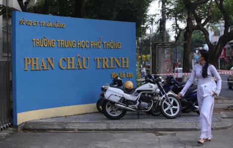10.711 thí sinh Đà Nẵng bắt đầu kỳ thi tốt nghiệp THPT trong hoàn cảnh đặc biệt
