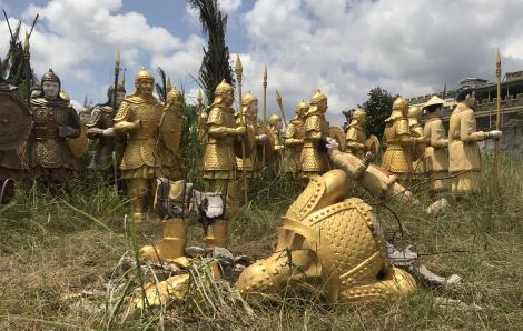 """Bình Dương sẽ kiểm tra """"đội quân đất nung"""" trả từ Lâm Đồng về Khu du lịch Đại Nam"""