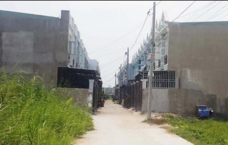 Huyện Củ Chi buông lỏng quản lý, hàng loạt công trình xây trái phép ngang nhiên tồn tại