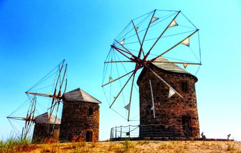 Patmos - nơi ngày tận thế bắt đầu