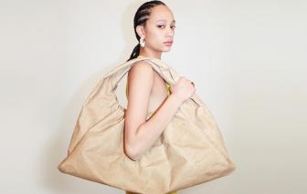 """Những chiếc túi """"như đồ bỏ đi"""" được bán với giá đắt đỏ"""