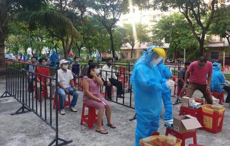 Hơn 10 ngàn gia đình ở Đà Nẵng âm tính với SARS-CoV-2