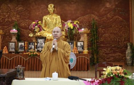 Giáo hội Phật giáo Việt Nam yêu cầu khảo sát việc gửi tro cốt ở các chùa