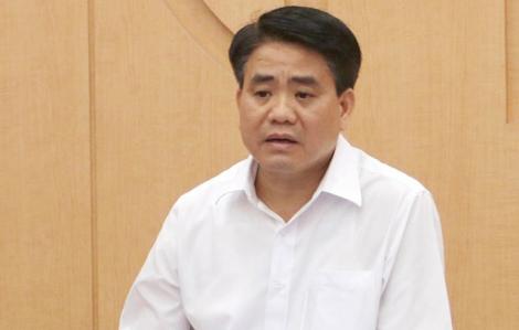 Ông Nguyễn Đức Chung liên quan đến 3 vụ án như thế nào?