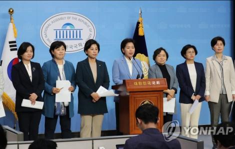 Tỷ lệ nữ nghị sĩ, bộ trưởng ở Hàn Quốc cao kỷ lục