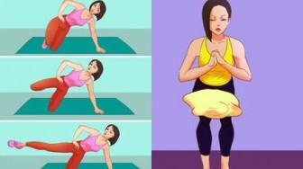 7 bài tập đánh tan mỡ đùi hiệu quả