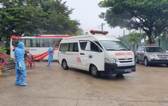 Sáng 1/10, Việt Nam có thêm chuyên gia nước ngoài mắc COVID-19