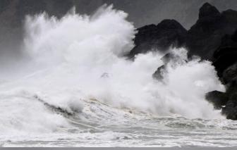Siêu bão Haishen tiến gần đến Nhật Bản