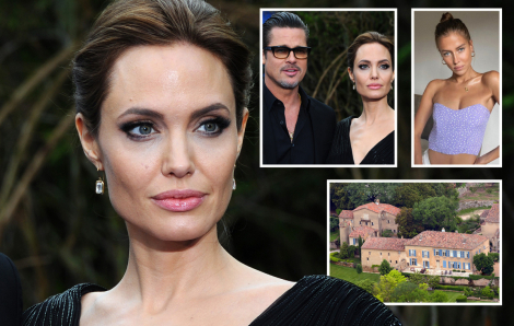 Angelina Jolie giận dữ khi Brad Pitt hẹn hò tình mới ở nơi 2 người tổ chức đám cưới