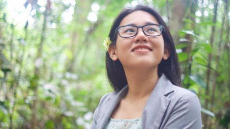 """Blogger Nguyễn Hữu Quỳnh Hương: """"Sống xanh rồi mới sống nhanh"""""""