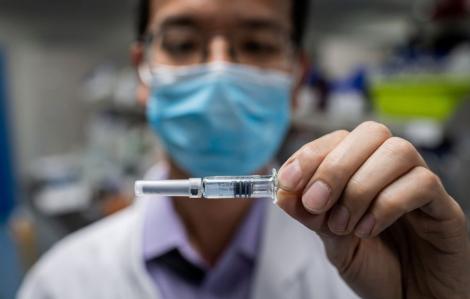 Công ty Trung Quốc cho 90% nhân viên và gia đình thử nghiệm vắc-xin COVID-19
